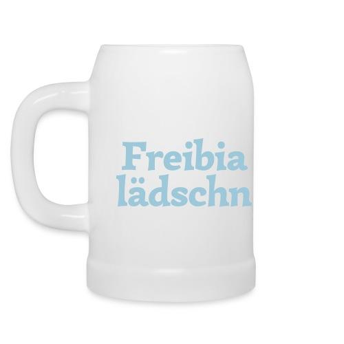 Krug Freibialädschn - Bierkrug