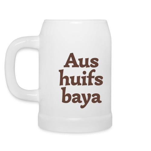 Krug Aushuilfsbaya - Bierkrug