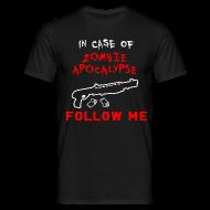 T-Shirts ~ Men's T-Shirt ~ Zombie Apocalypse T-Shirt