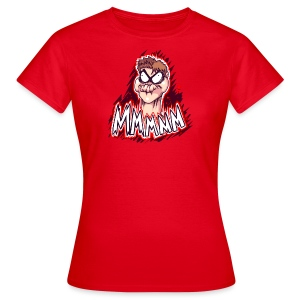 MMM!! NUGGET IN A BISCUIT!!! (Women's) - Women's T-Shirt