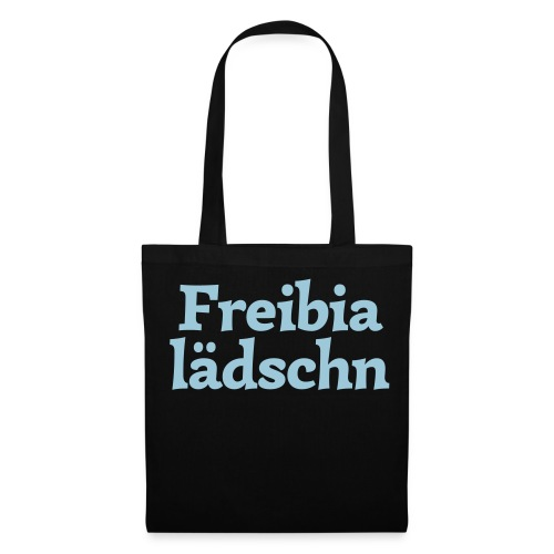 Stofftasche Freibialädschn - Stoffbeutel