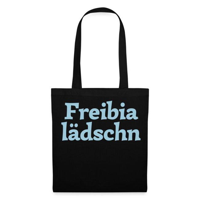 Stofftasche Freibialädschn