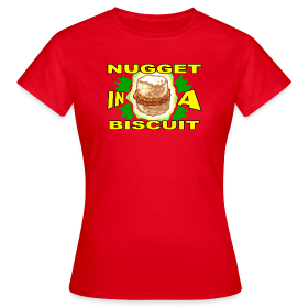 NUGGET IN A BISCUIT!!! (Women) ~ 1409