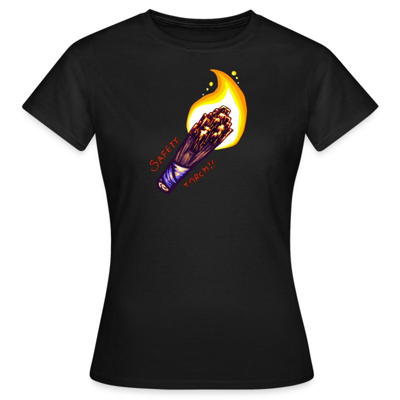 SAFETY TORCH! (Women) - Women's T-Shirt
