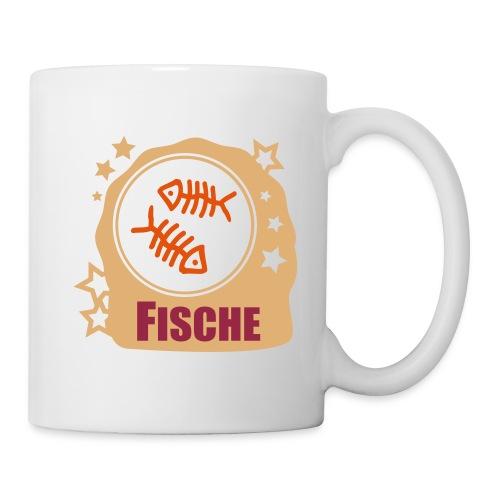 Sternzeichen Fische - Tasse