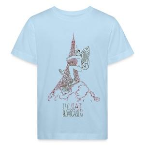 Mothman - Kids' Organic T-shirt