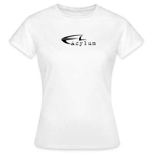 Acylum Girly-Shirt white - Women's T-Shirt
