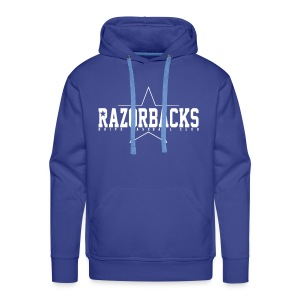 Sweat adulte Razorbacks - Sweat-shirt à capuche Premium pour hommes
