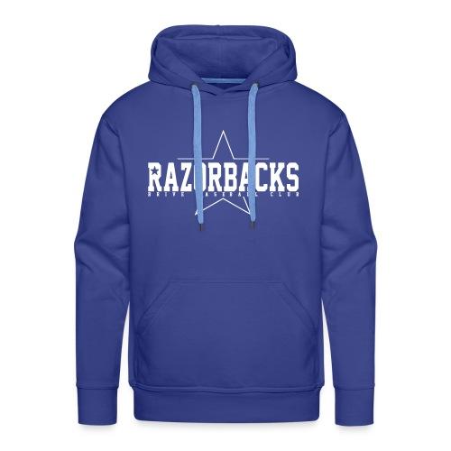 Sweat adulte Razorbacks - Sweat-shirt à capuche Premium pour hommes