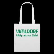Taschen & Rucksäcke ~ Stoffbeutel ~ WALDORF. Mehr als nur Salat.