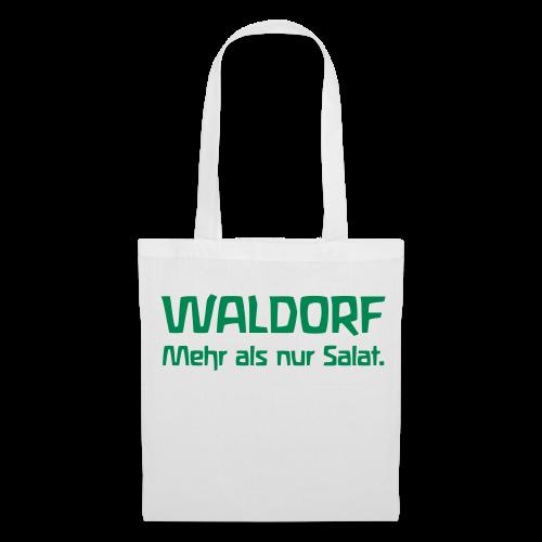 WALDORF. Mehr als nur Salat. - Stoffbeutel