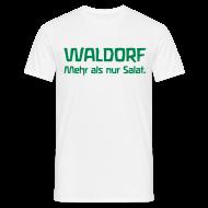 T-Shirts ~ Männer T-Shirt ~ WALDORF. Mehr als nur Salat.