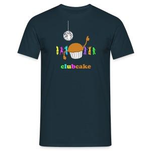 Clubcake (heren) - Mannen T-shirt