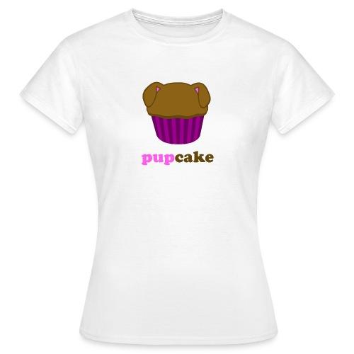 Pupcake (dames) - Vrouwen T-shirt