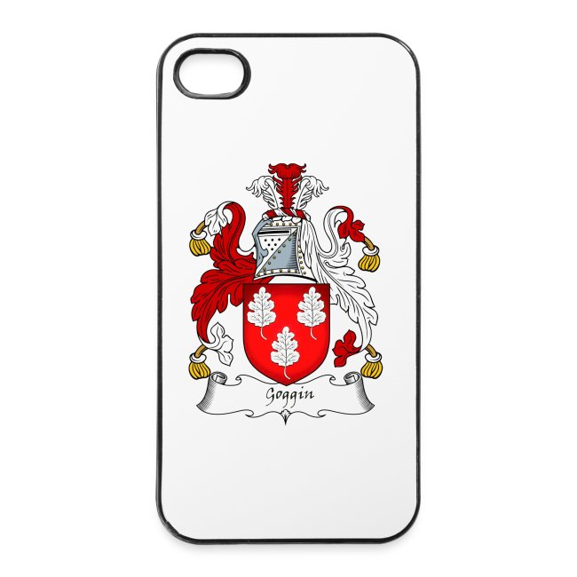Goggin iPhone 4 case