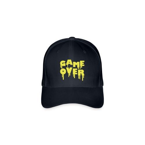 GORRA BEISBOL GAME OVER - Gorra de béisbol Flexfit