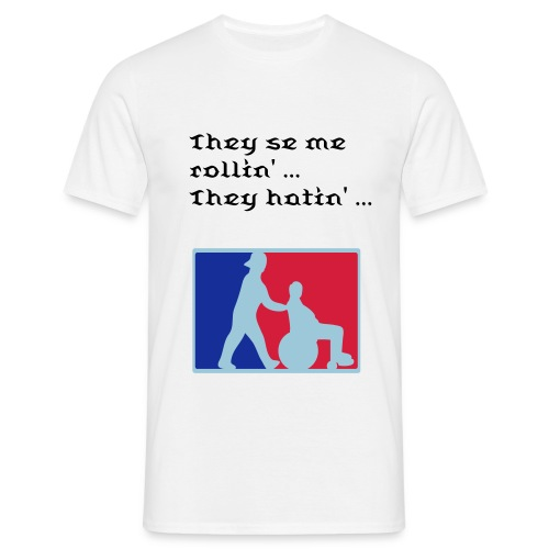 They see me rollin LEAGUE - Männer T-Shirt