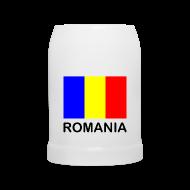 Tassen & Zubehör ~ Bierkrug ~ Bierkrug ROMANIA