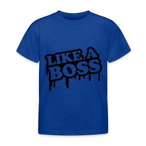 Like a BAUZ - Kids' T-Shirt