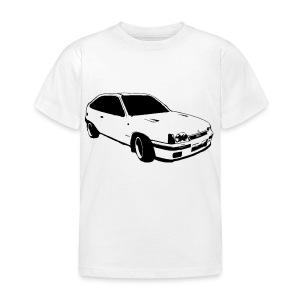 Astra car - Kids' T-Shirt