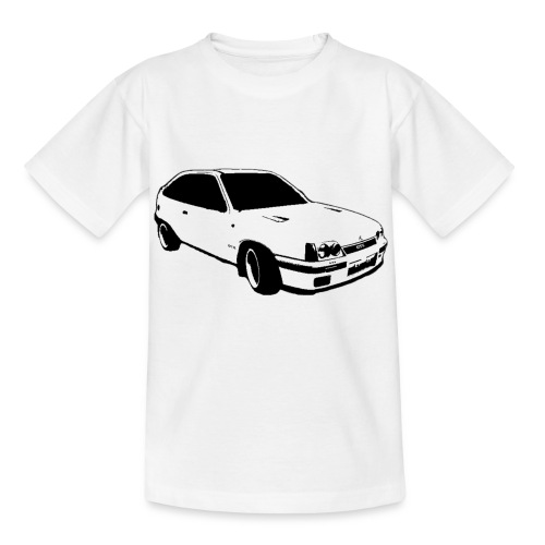 Astra car - Kids' T-Shirt