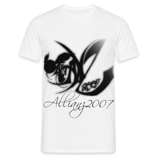 Az07 - Offizielles Logo-Shirt - Männer T-Shirt