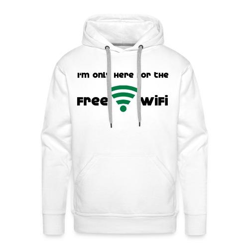 WiFi hoodie - Men's Premium Hoodie
