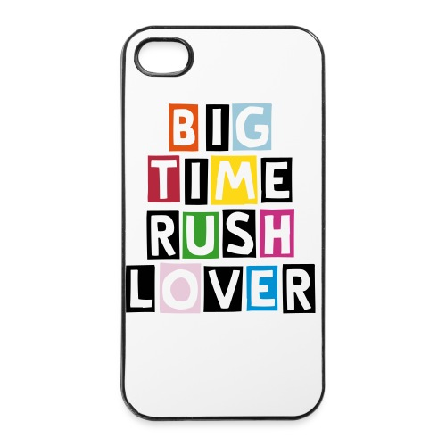 Big Time Rush Lover I-Phone Case - iPhone 4/4s hard case
