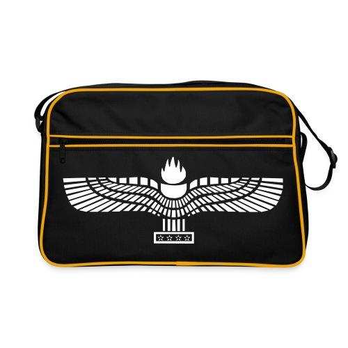 Retro Bag with Aramean Flag - Retro-tas