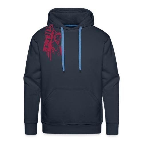 divers - Sweat-shirt à capuche Premium pour hommes