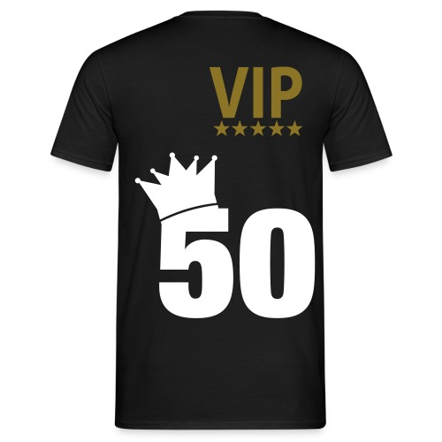 Front Back - VIP - Men's T-Shirt