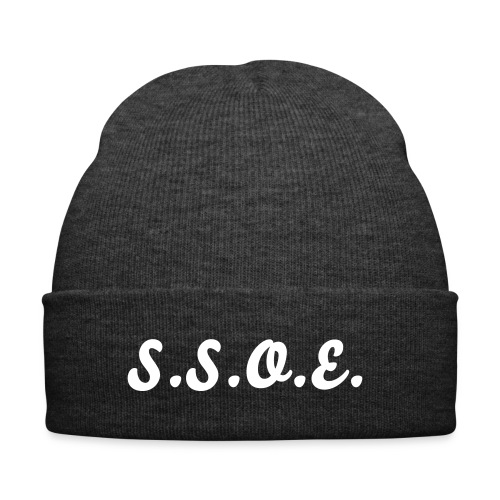S.S.O.E beanie.  - Winter Hat