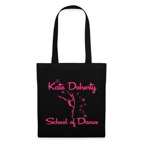 KD Dance Black Tote Bag - Tote Bag