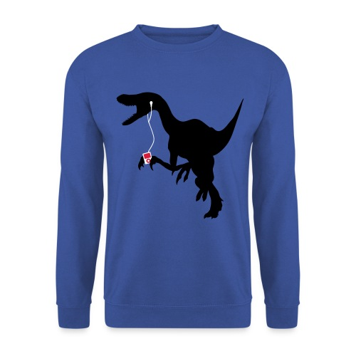 Music Raptor - Men's Sweatshirt