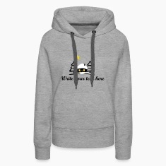 christmas house at North Pole Hoodies & Sweatshirt