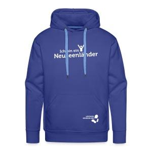 Männer Premium Hoodie Neuseenländer - Männer Premium Hoodie