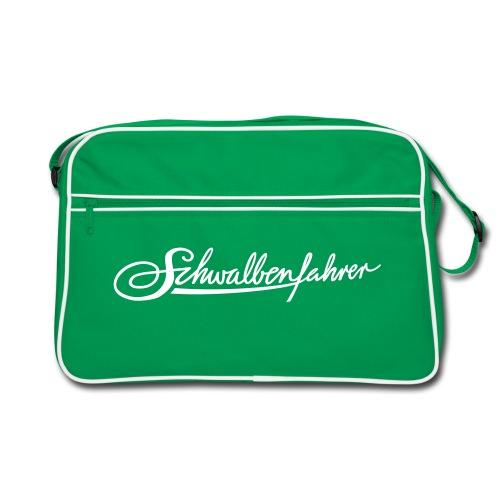 Schwalbenfahrer-Tasche - Retro Tasche