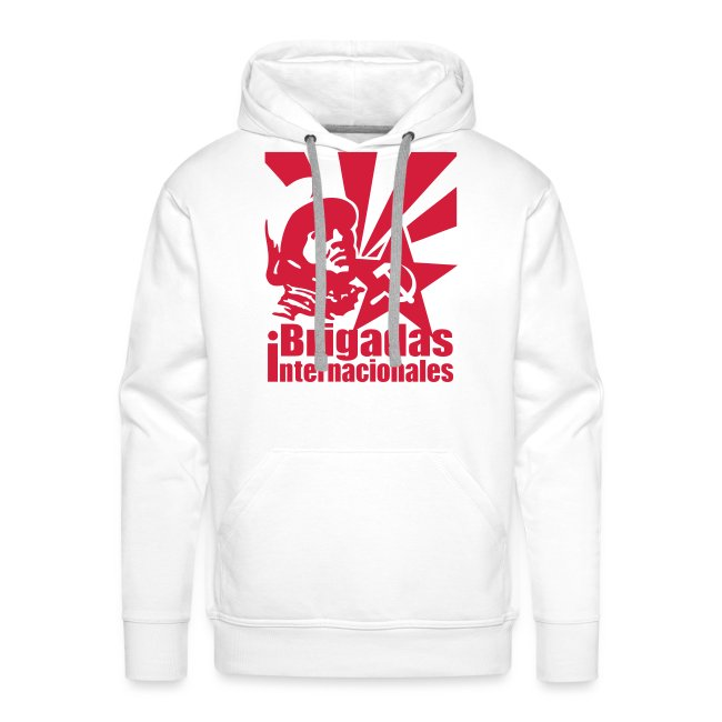 Spanish Civil War - Brigadas Internacionales Hoodie