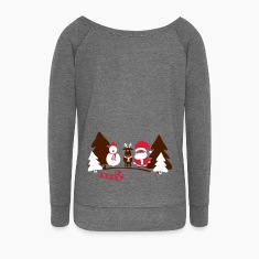 christmas crew Hoodies & Sweatshirts