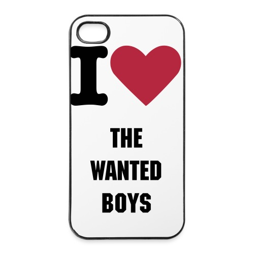 The Wanted Boys iPhone Case - iPhone 4/4s hard case