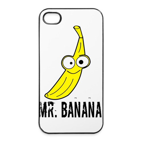 Mr. banana Iphone case - iPhone 4/4s Hard Case