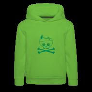Pullover & Hoodies ~ Kinder Premium Kapuzenpullover ~ Artikelnummer 22128491