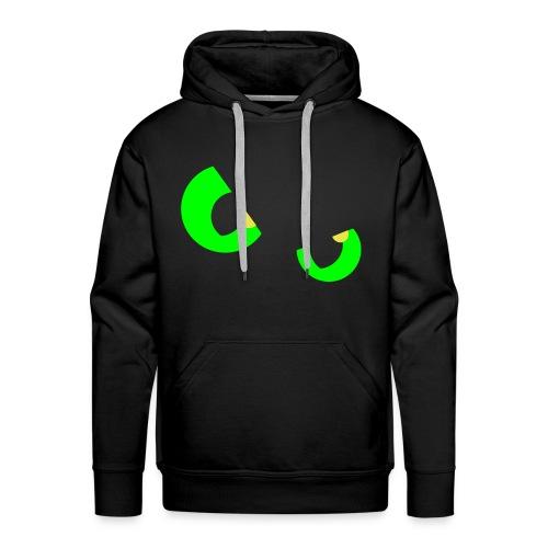 a'm watching you. - Mannen Premium hoodie