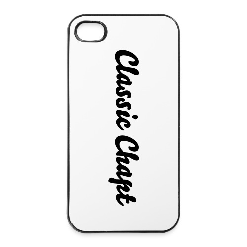 Classic Chapt Orginal Iphone 4/4S Cover. - iPhone 4/4s Hard Case