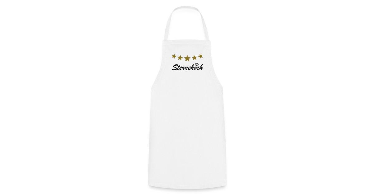 Kochen ist Liebe Kochschürzen. | Sternekoch mit 5 goldenen Sternen ...