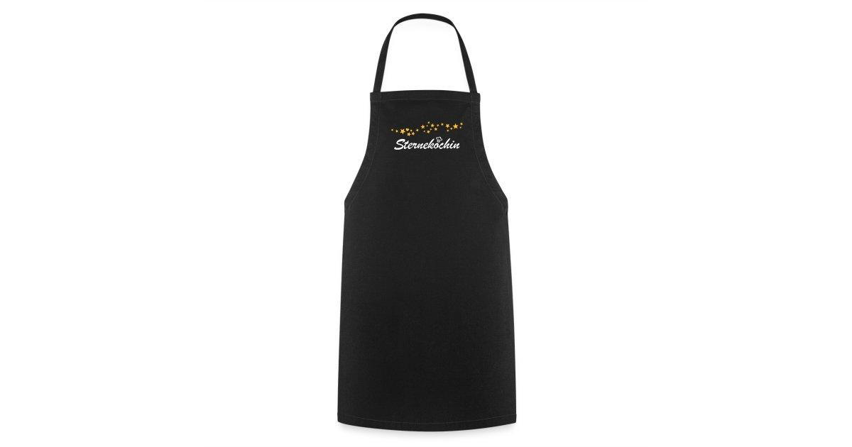 Kochen ist Liebe Kochschürzen. | Sterneköchin mit Sternenhimmel ...