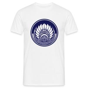 MAYAN  MASK - Men's T-Shirt