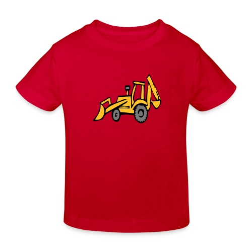 grue mobile - T-shirt bio Enfant