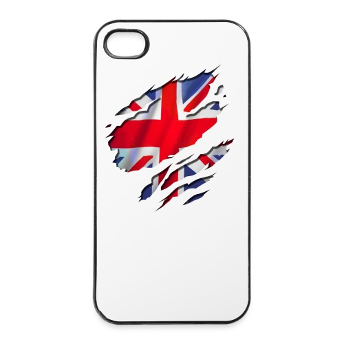 britain britisch england - Carcasa iPhone 4/4s