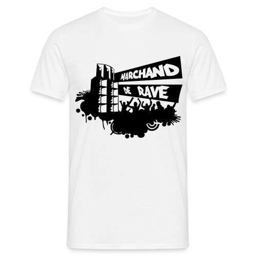 MARCHAND DE RAVE - T-shirt Homme